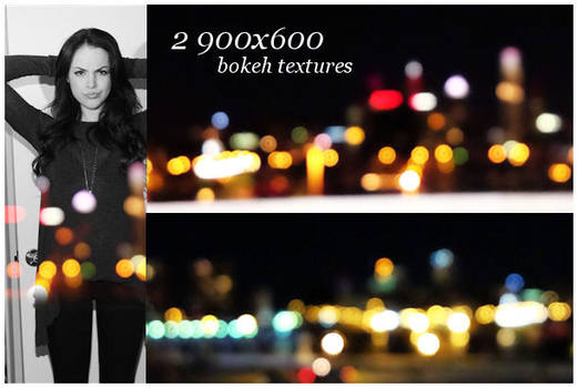 Bokeh Textures 2