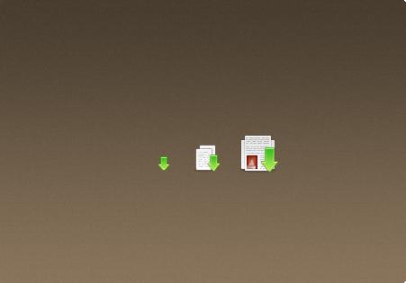 Mini Downloads Icon by NanaJ