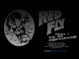 The Red Fly: Issue 1 Preview by SkipperWing