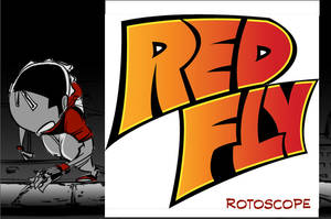 Red Fly: Rotoscope by SkipperWing