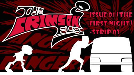 The Crimson Fly #3