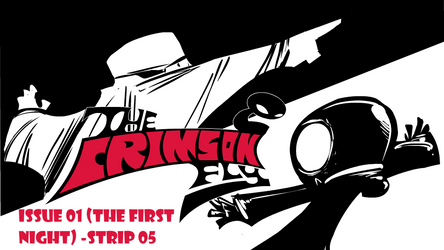 The Crimson Fly #5