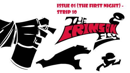 The Crimson Fly #10