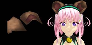 Rappelz: head Decoration (Dog Ears)