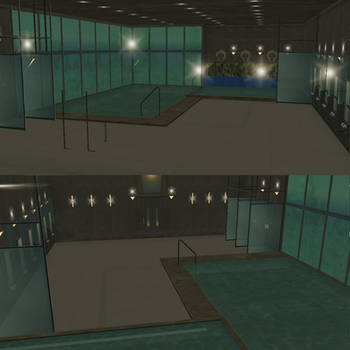 CM3D2: Stage (Public Bathroom)