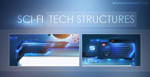 Web Sci-Fi Structures - Tutorial