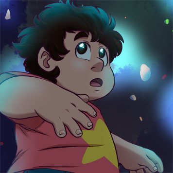 "Illustration with a short animation test inspired by Steven Universe's newest episode ""Gem Drill"". Please don't repost this artwork! Steven Universe © Rebecca Sugar Tumblr"