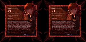 Splash Screen Adobe Photoshop CS6/Extend Satania