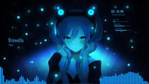 Live Wallpaper - Hatsune Miku
