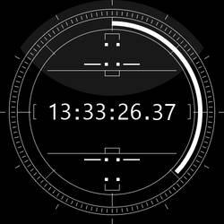 S.A.O. Alternative G.G.O Clock (Animation)