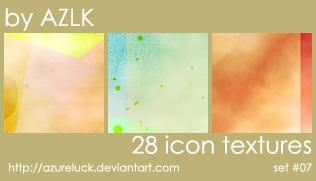 28 icon textures by Azureluck