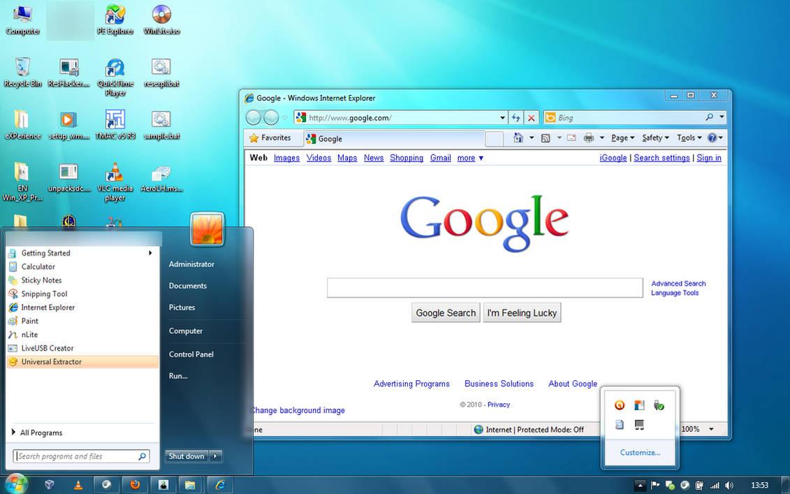 Aero7000 for Windows 7 by DBlake1 on DeviantArt