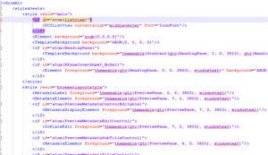 Theme Developer's UIFILE Collection v1