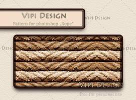 Pattern Rope by elixa-geg