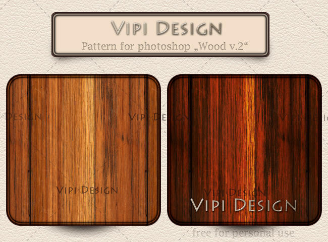 Pattern for photoshop - Wood v.2 by elixa-geg