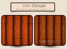 Patterns for photoshop - Wood v.4 by elixa-geg