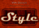 Style for photoshop - Textile