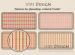 Patterns - Colored Textile