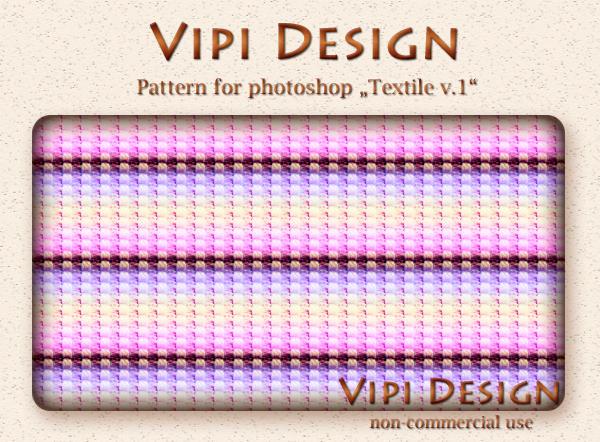 Pattern Textile v.1 by elixa-geg