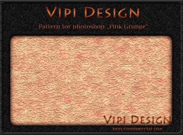 Pattern Pink Grunge by elixa-geg