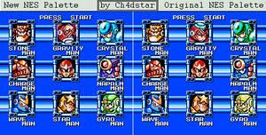 Mega Man 5 Stage Select