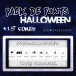 Fonts De Halloween