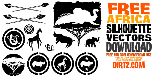Africa Vector Pack