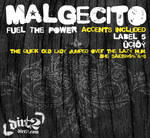 Malgecito Font by Dirt2.com