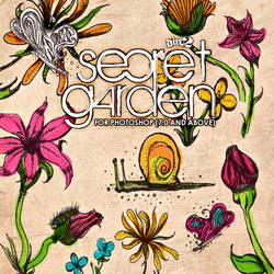 Dirt2 Secret Garden Brushes