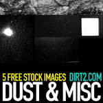 Dust and Misc Stock Photos