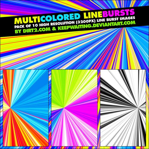 Line Burst Stock