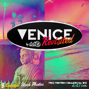 VENICE Revisited - Stock Photo Set with 8 Images