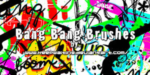 Bang Bang Brushes by KeepWaiting