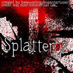 Extreme Splatter