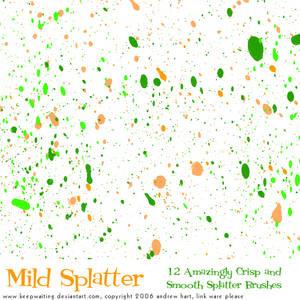 Mild Splatter