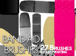 Band-Aid Brushes PS.7+