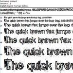 Splinter2 TTF Free Font