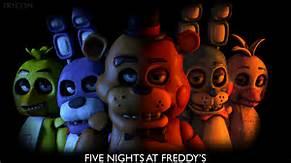 five nights at freddy's раскраски скачать
