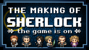 Behind the Scenes of SHERLOCK THE GAME IS ON