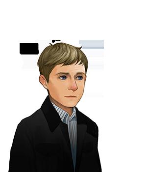 John's Emotion Character Portraits