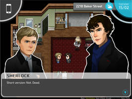 Not. Dead. by SherlockTheGame