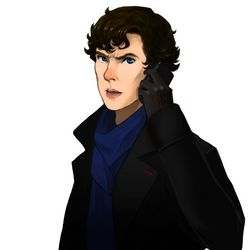 Sherlock is calling YOU - Become Lead Illustrator