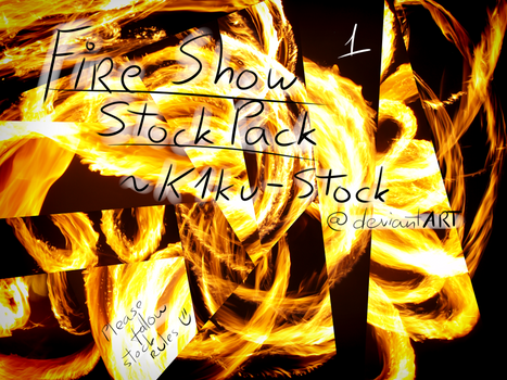Fire Show Stock Pack 1