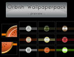 - - Orbish Wallpaper Pack - -
