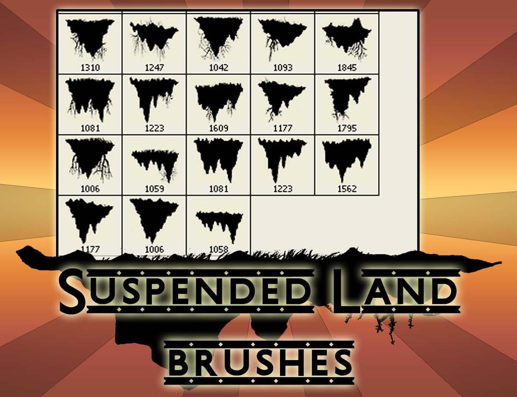 Land Brushes by crimecontrol