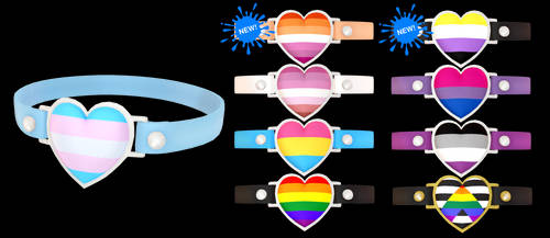 MMD Love is Love Chokers DL