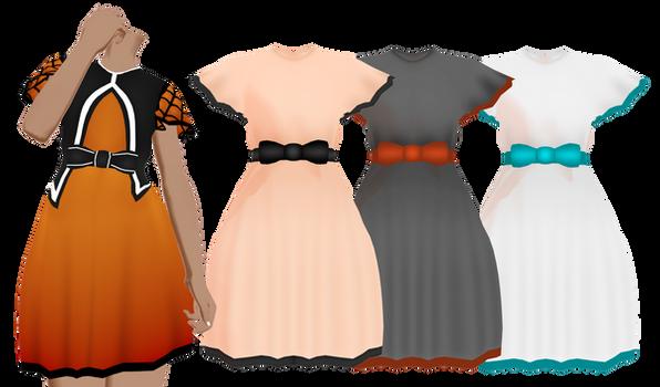 MMD Belted Dress DL