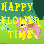 Happy Flower Time by sirtophatte