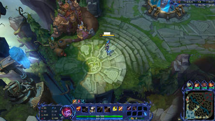 Soul Reaver Draven Stream Overlay by GDIForces