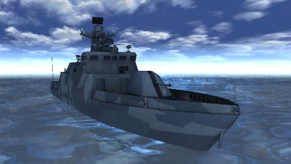 Battle Ship Stage
